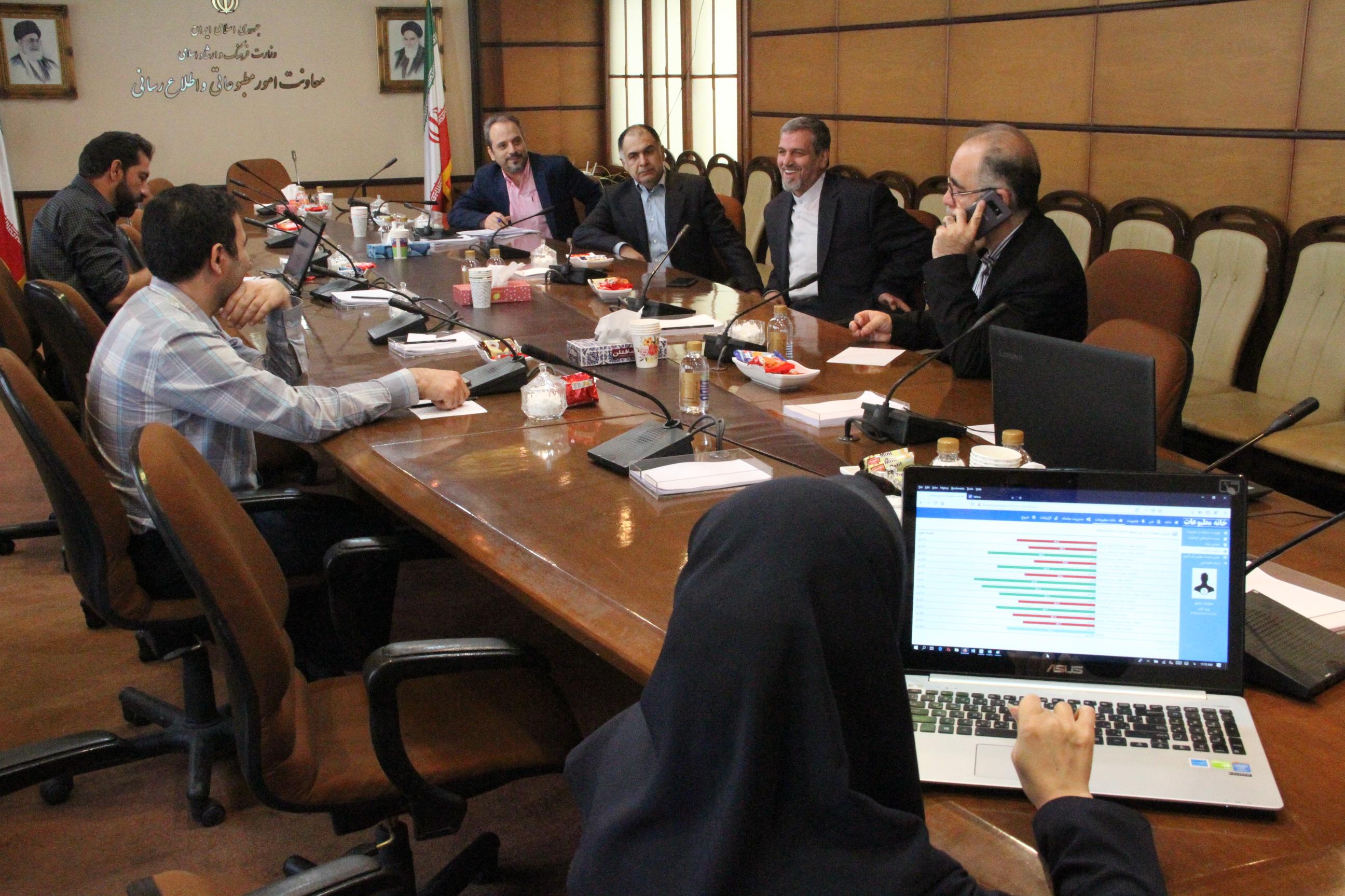 انتخابات الکترونیکی هیئت مدیره خانههای مطبوعات استانها آغاز شد
