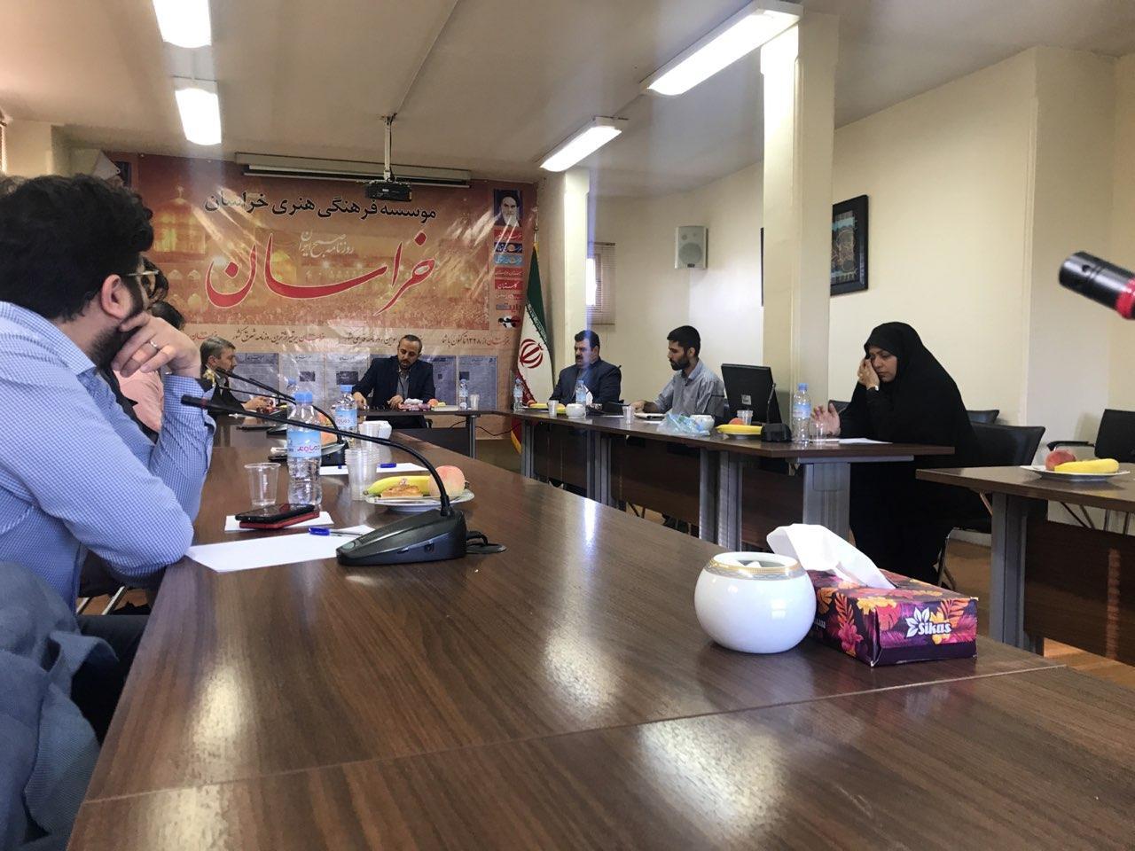 هیئت رئیسه خانه مطبوعات و رسانه های خراسان رضوی انتخاب شدند